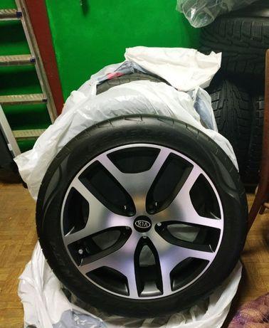 Колеса в сборе Kia Sportage 4 R19