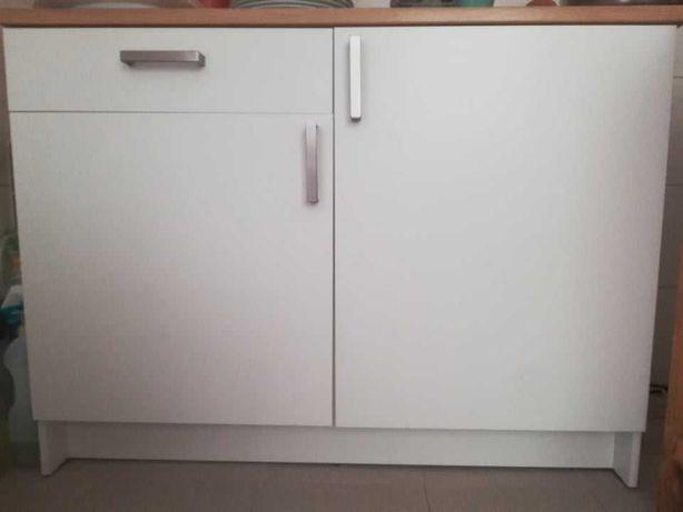 Móvel c/lava-loiça + 2 prateleiras