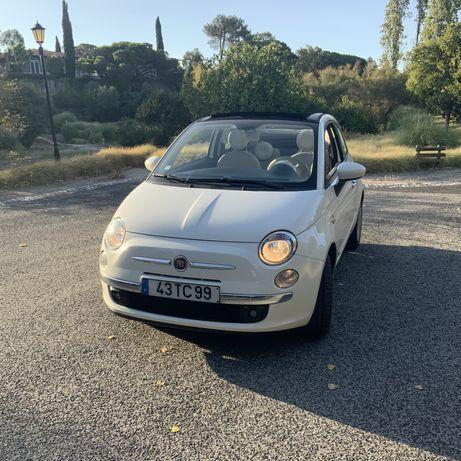 FIAT 500C 1.4 100CV CAIXA AUTOMÁTICA 42941 KMS