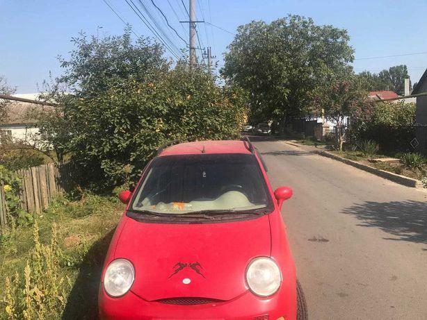 Cherry QQ, бензин, 1.0