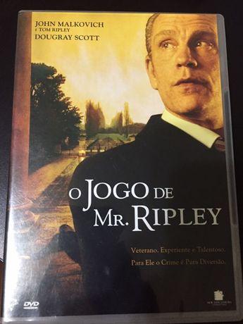 O jogo de mr. ripley