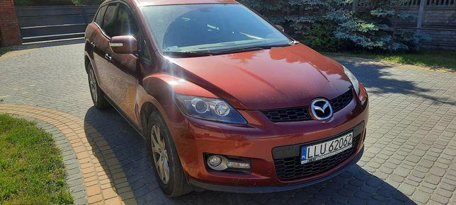 Mazda CX 7 w bardzo dobrym stanie