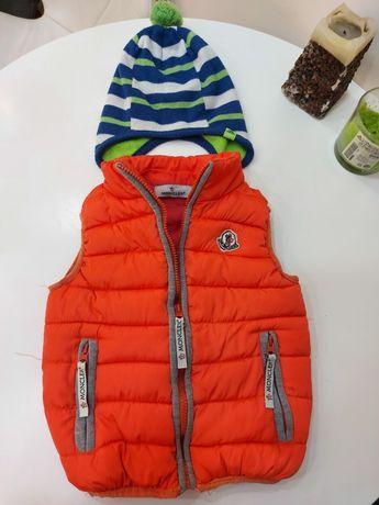 Детская жилетка, куртка,ветровка moncler,next,zara, h&m