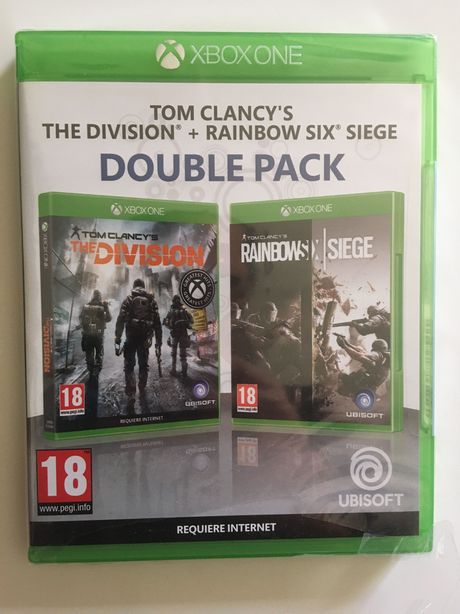 Tom Clancy's: The Division + Rainbow Six Siege