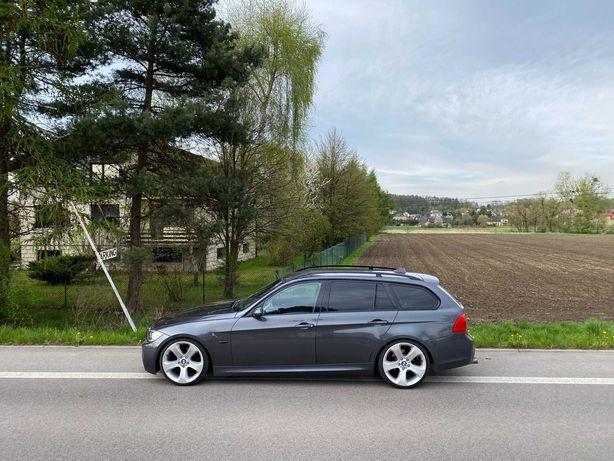 """Felgi BMW Styling 132 19"""" z oponami. X5 E46 E90 E38 E53"""