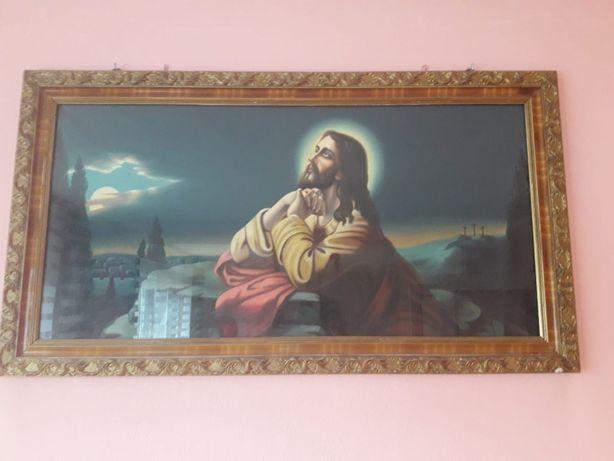 Obraz Jezus na górze Oliwnej