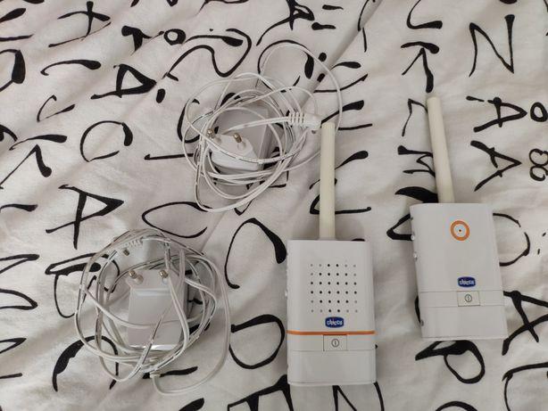 Chicco Intercomunicador Classic Audio Baby Monitor