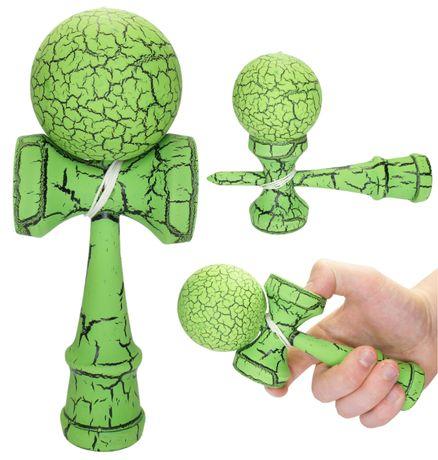 Kendama Japońska Gra Zręcznościowa Drewniana Zabawka dla Dzieci
