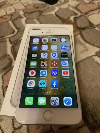 IPhone 7 Plus 32 Silver Состояние Нового
