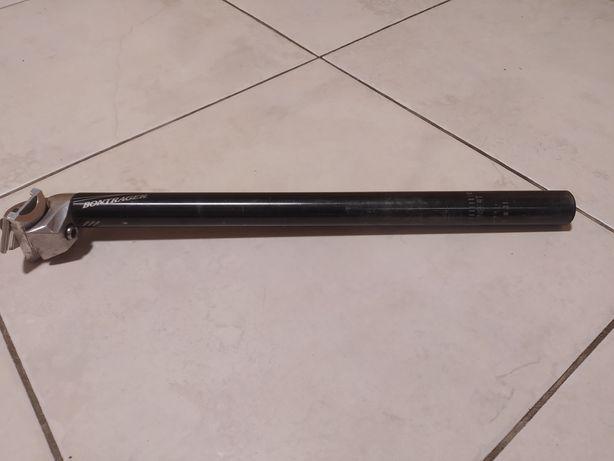 Sztyca aluminiowa pod siodelko Bontrager SSR 27,2mm 349g 42cm Wysylka