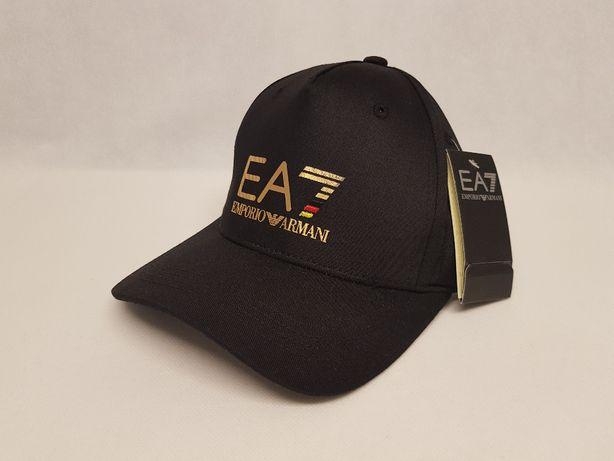 EMPORIO Armani EA7 Czapka z Daszkiem !