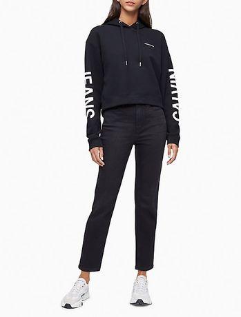 Джинсы с высокой посадкой Calvin Klein оригинал размер 28