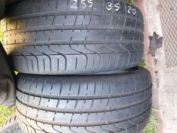 Pirelli P zero 255 35 x 20 para