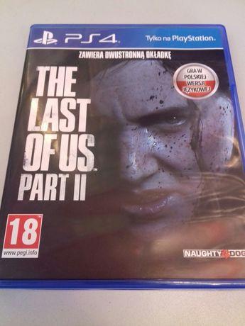 Gra The Last of Us II 2 PL Dubbing! Jak nowa *Sklep Chorzów