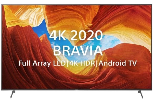 В НАЛИЧИИ /105000/ Sony KD-55XH9096 / 4K/120Hz/Android