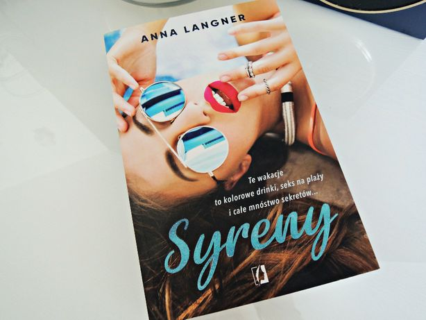 SYRENY Anna Langner romans