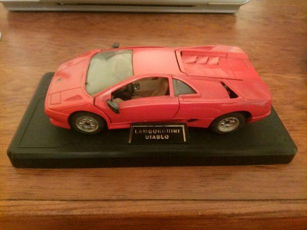 Lamborghini Diablo - carro de coleção