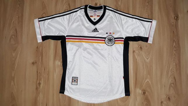Koszulka Adidas XL 176 Germany Niemiec 1998/2000