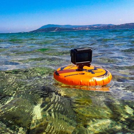 Base Flutuante GoPro - Osmo Action - SJCAM - Portes Grátis