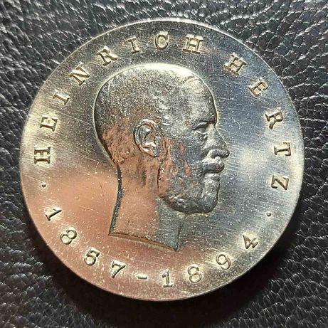 5 марок 1969 - Генрих Рудольф Герц