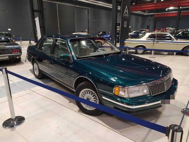 Lincoln Continental 1992r Auto do ślubu RETRO Samochód na ślub