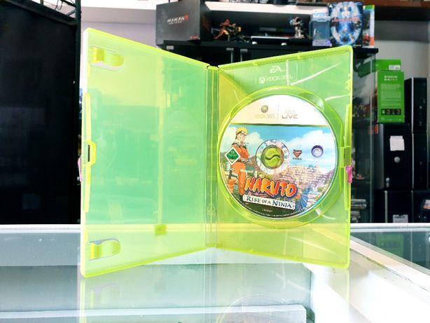 Gra Naruto: Rise of a Ninja XBOX 360