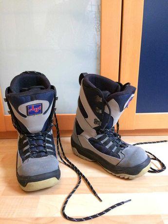 Buty STUFF snowboardowe uzywane 38-39