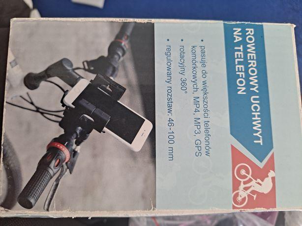 Nowy uchwyt rowerowy na telefon