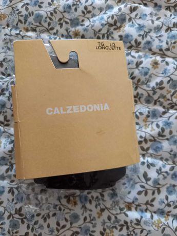 Плотные чулки Calzedonia.