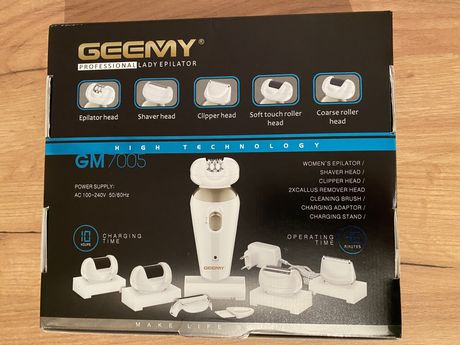 Женский триммер эпилятор GM 7005