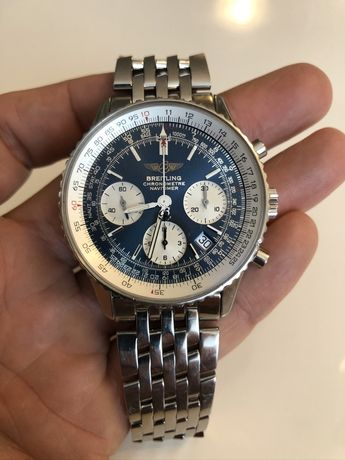 BREITLING NAVITIMER chronograph automatic COSC