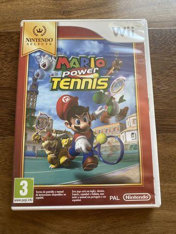 Jogo Wii Mario Power Tennis