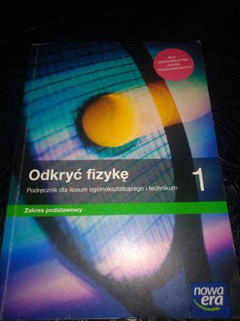Odkryć fizykę 1 podręcznik do fizyki