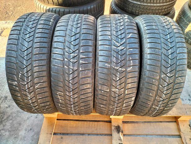 Зима 225/55 R17 pirelli sottozero 3, ціна комплекта 4400 грн