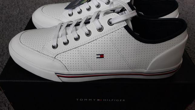 Nowe buty Tommy Hilfiger 44 skóra
