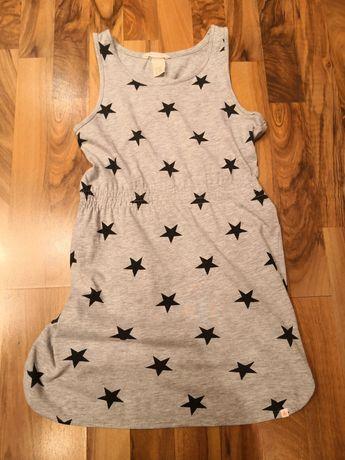 Sukienka tunika h&m