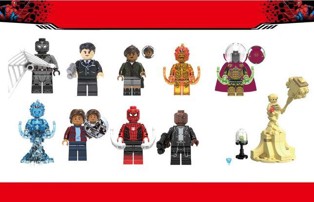 Bonecos / Minifiguras Super Heróis nº198 Marvel (compatíveis com lego)
