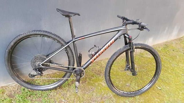 Specialized Epic Hardtail Expert Carbon World Cup 29, M, 2017