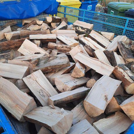 Suche drewno kominkowe opałowe