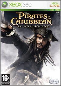Gra Pirates of the Caribbean: At Worlds End X360