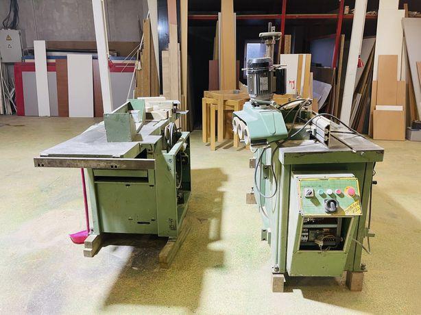 Maquina universal de carpintaria