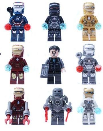 Coleção Bonecos / Minifiguras Super Heróis nº96 - compativeis com Lego