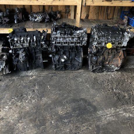 Мотор 1.5 k9k 2.0 dci M9R Рено Лагуна 3 Меган 3 Сценік III двигун