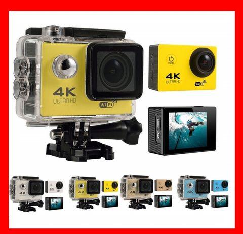 4K Ultra HD 170º WiFi Экшн Камера (SJCAM SJ5000) Полный комплект!