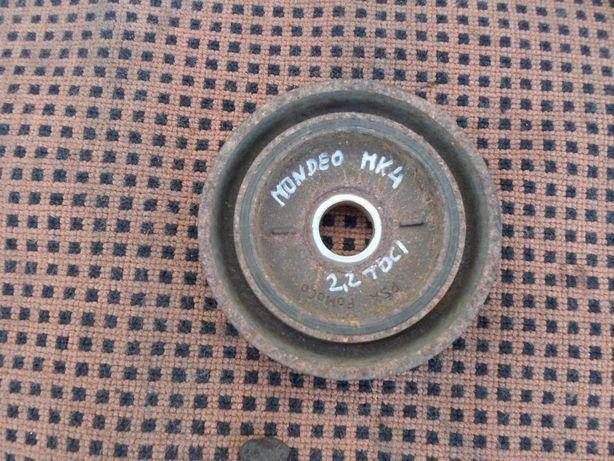 Ford Mondeo MK4 ,2.2 TDCI, 175KM, 2008 rok - koło pasowe wału