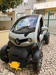 Renault Twizy 80 Intens White