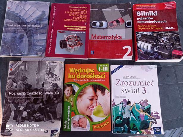 Sprzedam podręczniki