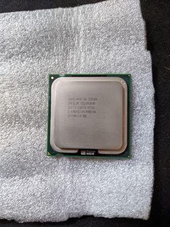 Процессор Intel Celeron 2.6GHZ E3400 под socket LGA775