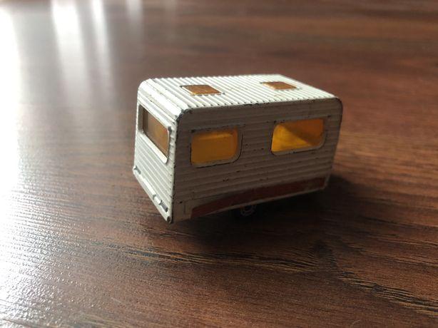Przyczepka zabawka camping 1977r matchbox