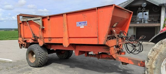 Rozrzutnik obornika Brochard 10 ton